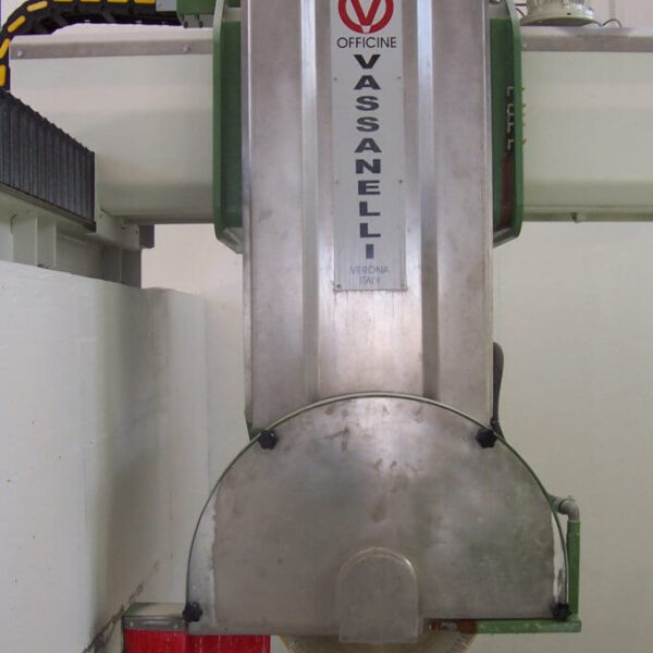 disc of the bridge saw for marble 3600